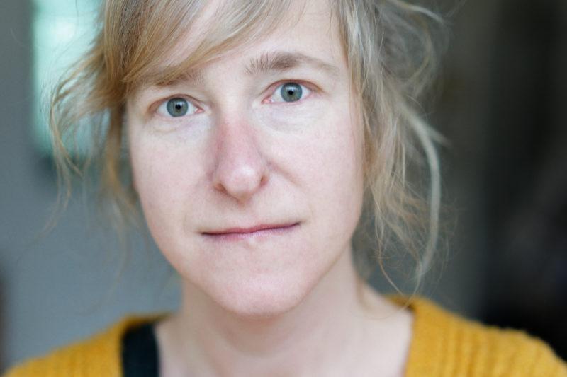 Portrait das die Fotografin Maria Schäfer zeigt