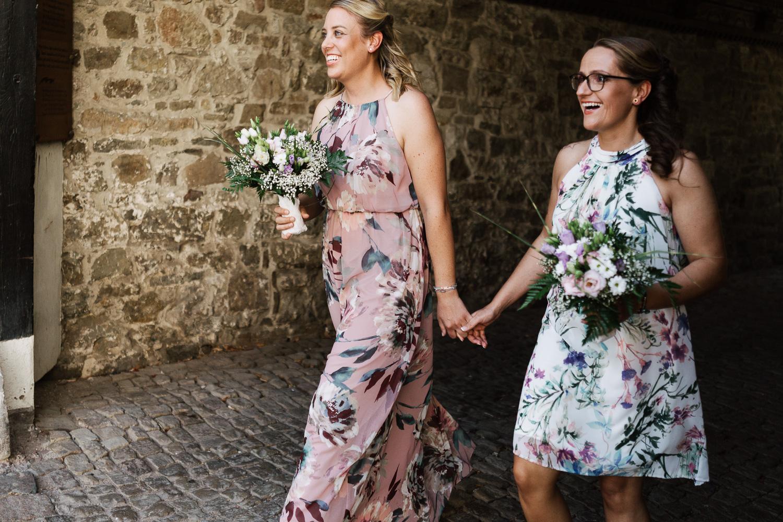 Hochzeit-Elena-Sandra-6-3 Elena & Sandra - gleichgeschlechtliche Hochzeit bei Hameln Hochzeitreportage
